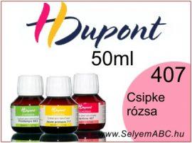 H.DUPONT Gőzfixálós Selyemfesték | 50ml | 407 - Eglantine | Csipkerózsa