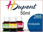 H.DUPONT Gőzfixálós Selyemfesték | 50ml | 265 - Bleu Roy | Királykék