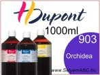 H.DUPONT Gőzfixálós Selyemfesték   1000ml   903 - Orchidée   Orchidea