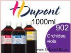 H.DUPONT Gőzfixálós Selyemfesték   1000ml   902-OrchidéeViolacée   OrchideaViola