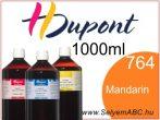 H.DUPONT Gőzfixálós Selyemfesték | 1000ml | 764 - Mandarine | Mandarin