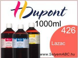 H.DUPONT Gőzfixálós Selyemfesték   1000ml   426 - Saumon   Lazac