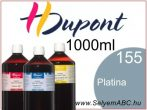 H.DUPONT Gőzfixálós Selyemfesték | 1000ml | 155 - Platine | Platina
