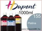 H.DUPONT Gőzfixálós Selyemfesték   1000ml   155 - Platine   Platina