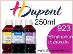 H.DUPONT Gőzfixálós Selyemfesték | 250ml | 923 - Rhodamine | Rhodamine rózsaszín
