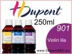 H.DUPONT Gőzfixálós Selyemfesték | 250ml | 901 - Violine | Violin lila