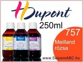 H.DUPONT Gőzfixálós Selyemfesték   250ml   757-Mme Meilland   Mme Meilland rózsa