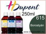 H.DUPONT Gőzfixálós Selyemfesték | 250ml | 615 - Lierre | Borostyán