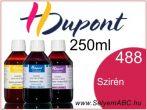 H.DUPONT Gőzfixálós Selyemfesték | 250ml | 488 - Tyrien | Szirén