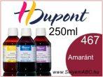 H.DUPONT Gőzfixálós Selyemfesték | 250ml | 467 - Amaranthe | Amaránt