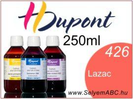 H.DUPONT Gőzfixálós Selyemfesték | 250ml | 426 - Saumon | Lazac