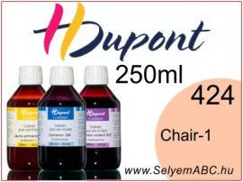 H.DUPONT Gőzfixálós Selyemfesték   250ml   424 - Chair 1   Chair 1