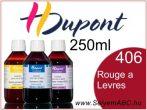 H.DUPONT Gőzfixálós Selyemfesték | 250ml | 406 - Rouge a Levres | Piros ajak