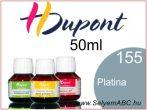 H.DUPONT Gőzfixálós Selyemfesték | 50ml | 155 - Platine | Platina