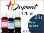 H.DUPONT Gőzfixálós Selyemfesték   125ml   201 - Slate   Pala szürke