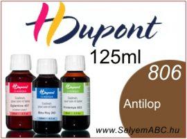 H.DUPONT Gőzfixálós Selyemfesték | 125ml | 806 - Antelope | Antilop barna