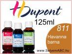 H.DUPONT Gőzfixálós Selyemfesték   125ml   811 - Havanna   Havanna barna