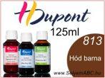 H.DUPONT Gőzfixálós Selyemfesték | 125ml | 813 - Beaver brown | Hód barna