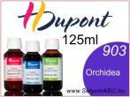 H.DUPONT Gőzfixálós Selyemfesték | 125ml | 903 - Orchidée | Orchidea