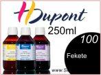 H.DUPONT Gőzfixálós Selyemfesték | 250ml | 100 - Noir | Fekete koncentrátum