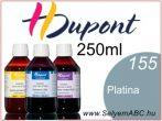 H.DUPONT Gőzfixálós Selyemfesték   250ml   155 - Platinum   Platina