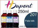 H.DUPONT Gőzfixálós Selyemfesték | 250ml | 201 - Slate | Pala szürke