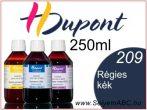 H.DUPONT Gőzfixálós Selyemfesték | 250ml | 209 - Vieux bleu | Régies kék