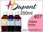 H.DUPONT Gőzfixálós Selyemfesték | 250ml | 407 - Eglantine | Csipkerózsa