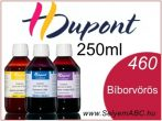 H.DUPONT Gőzfixálós Selyemfesték | 250ml | 460 - Magenta | Bíborvörös