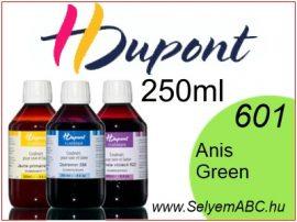H.DUPONT Gőzfixálós Selyemfesték | 250ml | 601 - Anis | Ánizs