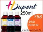 H.DUPONT Gőzfixálós Selyemfesték | 250ml | 768 - Hélianthe Foncé | Sötét narancs