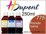 H.DUPONT Gőzfixálós Selyemfesték | 250ml | 775 - Rouille | Rozsda barna