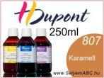 H.DUPONT Gőzfixálós Selyemfesték   250ml   807 - Caramel   Karamell