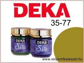 DEKA Selyemfesték | 35-77 | 25ml | Okker