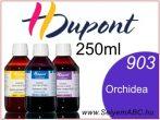 H.DUPONT Gőzfixálós Selyemfesték   250ml   903 - Orchidée   Orchidea