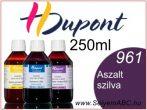 H.DUPONT Gőzfixálós Selyemfesték | 250ml | 961 - Prune | Aszalt szilva