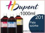 H.DUPONT Gőzfixálós Selyemfesték | 1000ml | 201 - Slate | Pala szürke