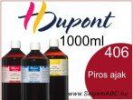 H.DUPONT Gőzfixálós Selyemfesték | 1000ml | 406 - Rouge a Levres | Piros ajak
