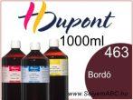 H.DUPONT Gőzfixálós Selyemfesték   1000ml   463 - Bordeaux   Bordó