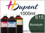 H.DUPONT Gőzfixálós Selyemfesték | 1000ml | 615 - Lierre | Borostyán