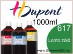 H.DUPONT Gőzfixálós Selyemfesték | 1000ml | 617 - Vert Feuillage | Lomb zöld