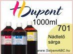 H.DUPONT Gőzfixálós Selyemfesték | 1000ml | 701 - Chaume | Nádtető sárga