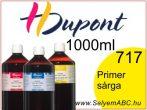 H.DUPONT Gőzfixálós Selyemfesték   1000ml   717 - Jaune Primaire   Primer sárga