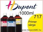 H.DUPONT Gőzfixálós Selyemfesték | 1000ml | 717 - Jaune Primaire | Primer sárga