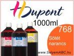 H.DUPONT Gőzfixálós Selyemfesték | 1000ml | 768 - Hélianthe Foncé| Sötét narancs