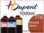 H.DUPONT Gőzfixálós Selyemfesték   1000ml   775 - Rouille   Rozsda barna