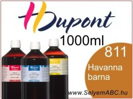 H.DUPONT Gőzfixálós Selyemfesték | 1000ml | 811 - Havanna | Havanna barna
