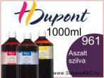 H.DUPONT Gőzfixálós Selyemfesték | 1000ml | 961 - Prune | Aszalt szilva