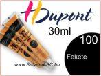 H.DUPONT Selyemkontúr   30ml   100   Fekete