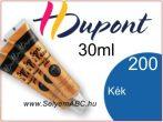 H.DUPONT Selyemkontúr | 30ml | 200 | Kék